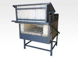 Печи нагревательные термические