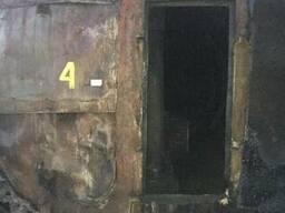 Печі піролізні 25 для випалювання деревного вугілля