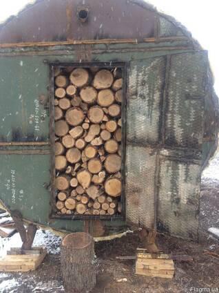 Печи (пиролизные) для производства древесного угля