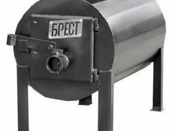 Печка-булерьян Брест-150 (150 м3, 60м2, толщина топки 3мм)