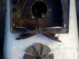 Печка на москвич 403-407