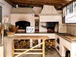 Печник сложит русскую печь, мангал, барбекю, тандыр, камин. - фото 1