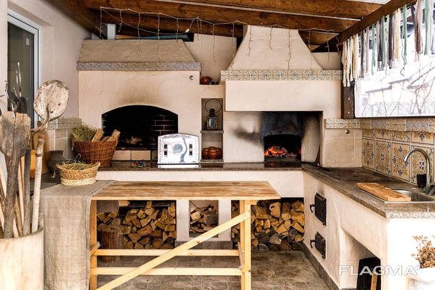Печник сложит русскую печь, мангал, барбекю, тандыр, камин.