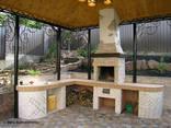 Печник сложит русскую печь, мангал, барбекю, тандыр, камин. - фото 4