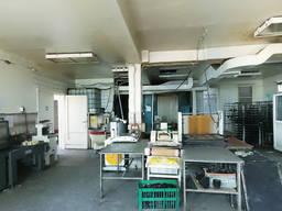 Пекарня - рабочая 422 метра ул. Марсельская