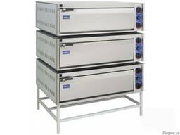 Пекарский шкаф трехсекционный электрический ШП-3