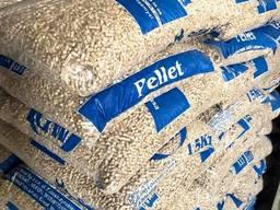 Пелети паливні // pine pellets