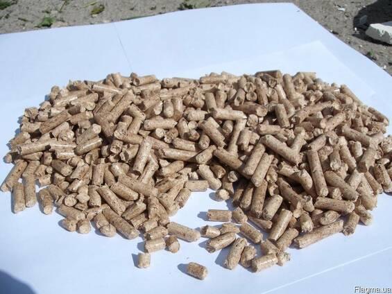 Пеллет древесный(сосна) 6мм в Сумах