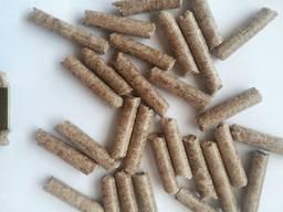 Пеллети паливні дерев'яні, дубові пелети, Wood pellets, 6мм