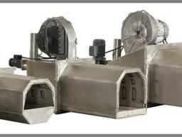 Пеллетная горелка Burnit Pell MEGA 500 kWt
