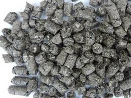 Пеллеты 100% из лузги семечки оптом с доставкой по Украине - фото 2