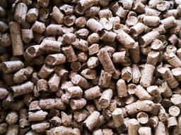 Пеллеты древесные топливные