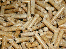 Пеллеты топливные сосновые 8 мм