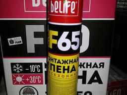 Пена монтажная Билайф проф. 65л