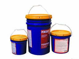 Пенекрит - материал для гидроизоляция швов, стыков, трещин.