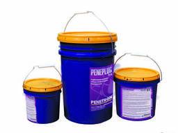 Пенеплаг- материал для быстрой ликвидации напорных теч.