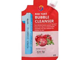 Пенка для умывания пузырьковая Eyenlip Red Toks Bubble Cleanser 20 гр 8809555251149