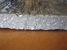 Пенофол самоклейка 8 мм, отражающая изоляция для вентиляции
