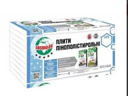 Пенопласт EPS-40 Anserglob 10 кг/м. куб