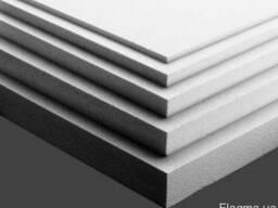 Пенопласт М25 0,5*1,0м 10см (ассортимент) - фото 1