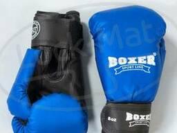 Перчатки боксерские 8 оz Кожвинил