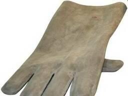 Перчатки диэлектрические шовные