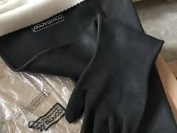 Перчатки пескоструйщика Contracor для кабины