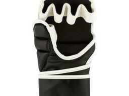 Перчатки для Karate PowerPlay 3092KRT Черно-Белые XL