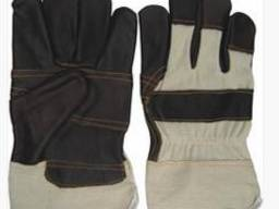 Перчатки из свиной кожи высшего качества. Flexy Air