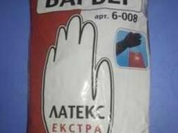 Перчатки латексные «Барьер Экстра®» 6-008