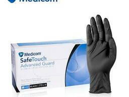 Перчатки смотровые нитриловые SafeTouch Аdvanced