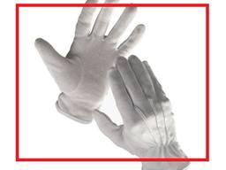 Перчатки официанта, перчатки для официантов, перчатки белые