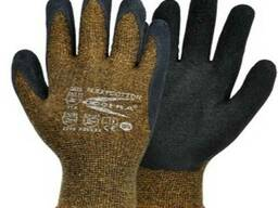 Перчатки рабочие Cofra flexycotton с латексным покрытием