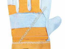 Перчатки рабочие комбинированные ткань / союзов RBZ
