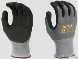 Перчатки рабочие, с полиуретановым покрытием ладонь\пальцы