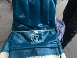 Перчатки с нитрильным покрытием МБС размер 11