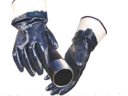 Перчатки с нитриловым покрытием, перчатки рабочие