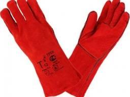 Перчатки сварщика в ассортименте