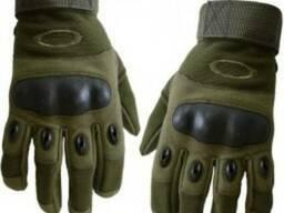 Перчатки тактические Олива