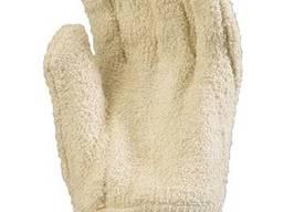 Перчатки термостойкие буклированные 25см