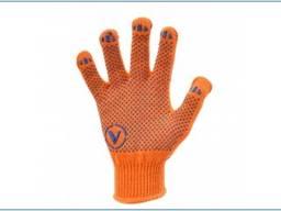 Перчатки трикотажные с ПВХ точкой «Стандарт»