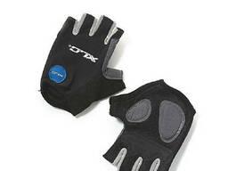 Перчатки XLC CG-S05 Columbia, черно-серые, XL