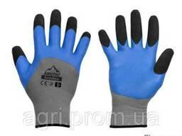Перчатки защитные Artic латекс, размер 9, 10