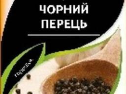 Перец черный горошек 10 гр. ТМ Good Spice.