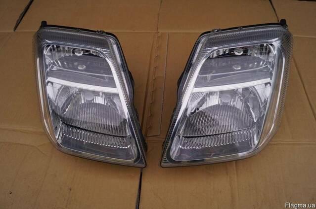 Передние фары б/у Citroen C2 2003-2010