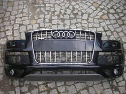 Передний бампер AUDI Q7