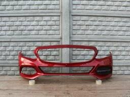 Передний бампер голый Mercedes C klasa W205 13-15