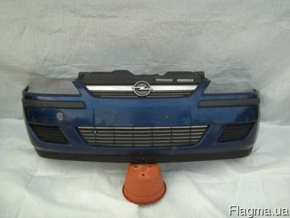 Передний бампер Opel Combo C 2001-2011 разборка б\у