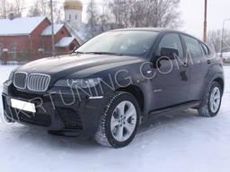 Передний бампер Performance BMW X6 E71