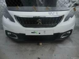 Передний бампер Peugeot 2008 2013-2014 авторазборка б\у
